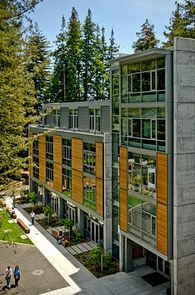 Humanities 1 building exterior